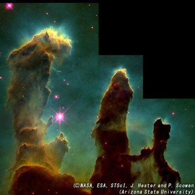 わし星雲と呼ばれるM16星雲の一部.jpg