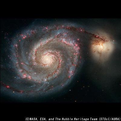 子持ち銀河 りょうけん座M51渦巻銀河.jpg